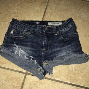 AG Jean Shorts Size 10